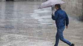 La llegada de una borrasca tardía dejará fuertes lluvias en norte del país.