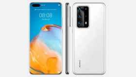 Huawei P40 Pro Plus.