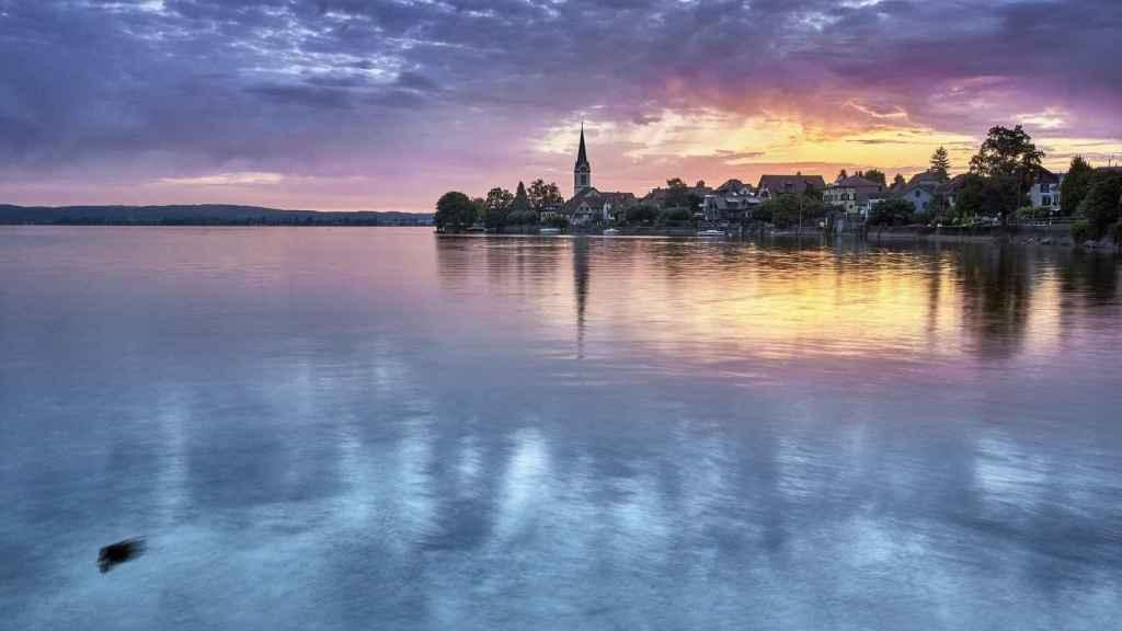 Lago Constanza.