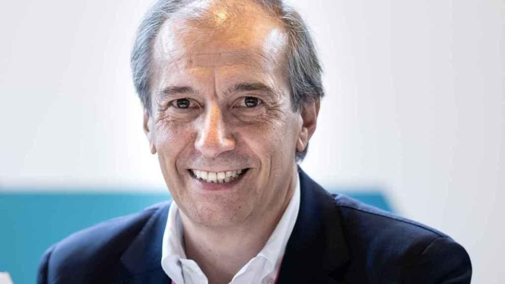 Adolfo Ramírez, autor de 'Digitalizarse o desaparecer'.