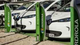 Puntos de recarga para coches eléctricos