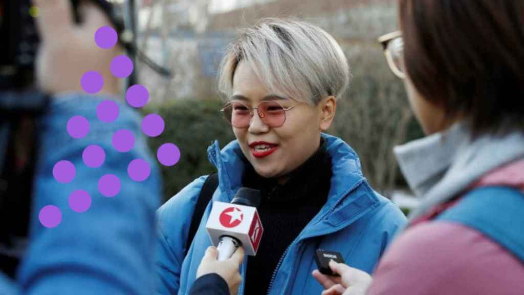 Teresa Xu, la mujer que denunció a un hospital por negarse a congelar sus óvulos.