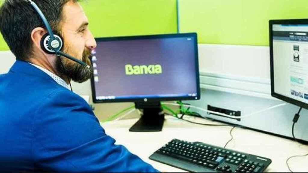 Servicio Bankia Gestión Experta Online.