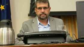 Carlos Aguilar Paredes, profesor universitario propuesto por Podemos para el consejo de la CNMC especializado en sector audiovisual.