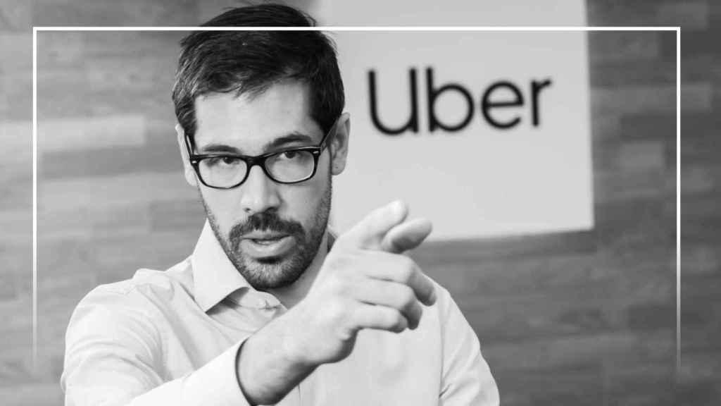 Juan Galiardo, director general de Uber en España.