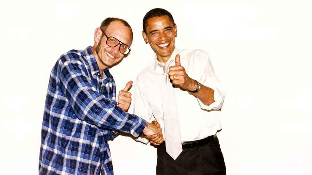 Terry Richardson y Barack Obama.