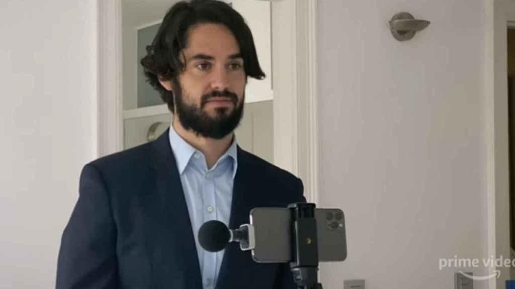 Isco Alarcón en 'Relatos con-fin-a-dos' (Amazon Prime Video)