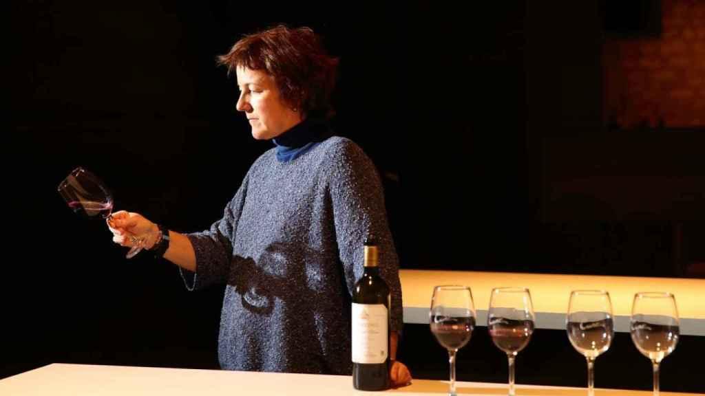 María Larrea, enóloga de CVNE, invitada de nuestros Diálogos de vino Cocinillas.