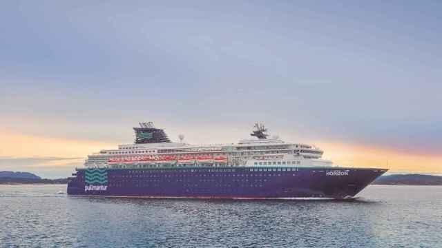 Un crucero de Pullmantur.