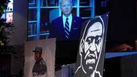 Biden interviene en directo en el funeral de George Floyd