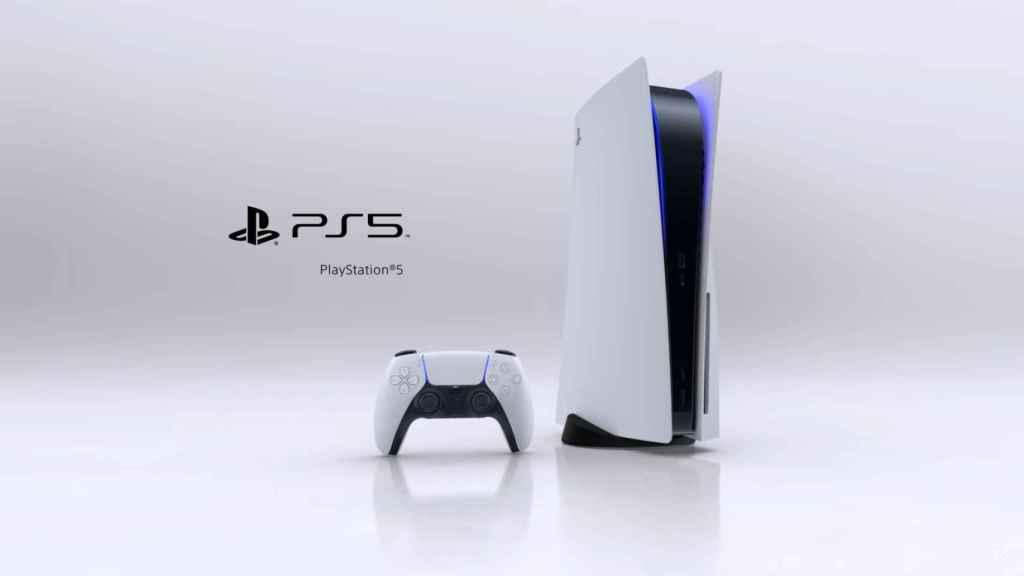 PlayStation 5 desvela su aspecto y muestra un potente catálogo de juegos