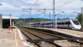 Estación de tren de Torrelavega (Cantabria).