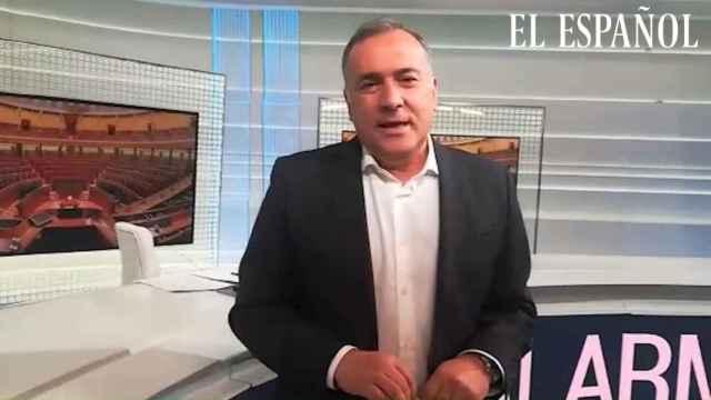 Xabier Fortes sobre la incorporación de Pedro J a los Desayunos de TVE