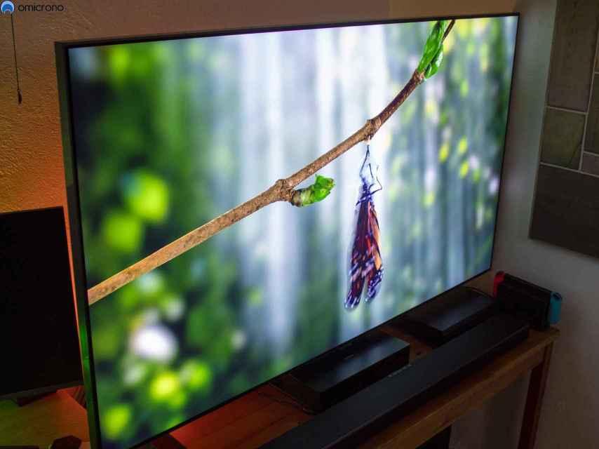 Un gran televisor, en todos los aspectos