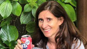 Esther Morillas, directora de marketing de Coca-Cola Iberia.