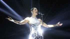Nia canta 'Halo' en 'OT 2020' (Foto: José Irún)