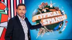 Frank Blanco en 'Typical Spanish' (TVE)