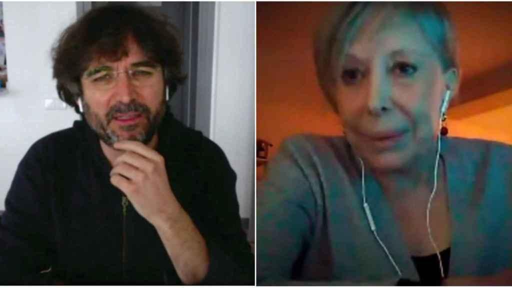 Rosa María Sardá concedió su última entrevista a Jordi Évole.