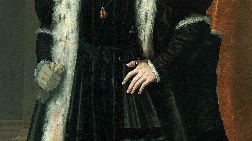 Fernando I de Habsburgo.