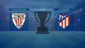 Athletic - Atlético de Madrid de La Liga