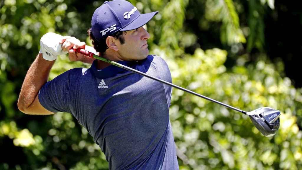 Jon Rahm, en el PGA Charles Schwab Challenge