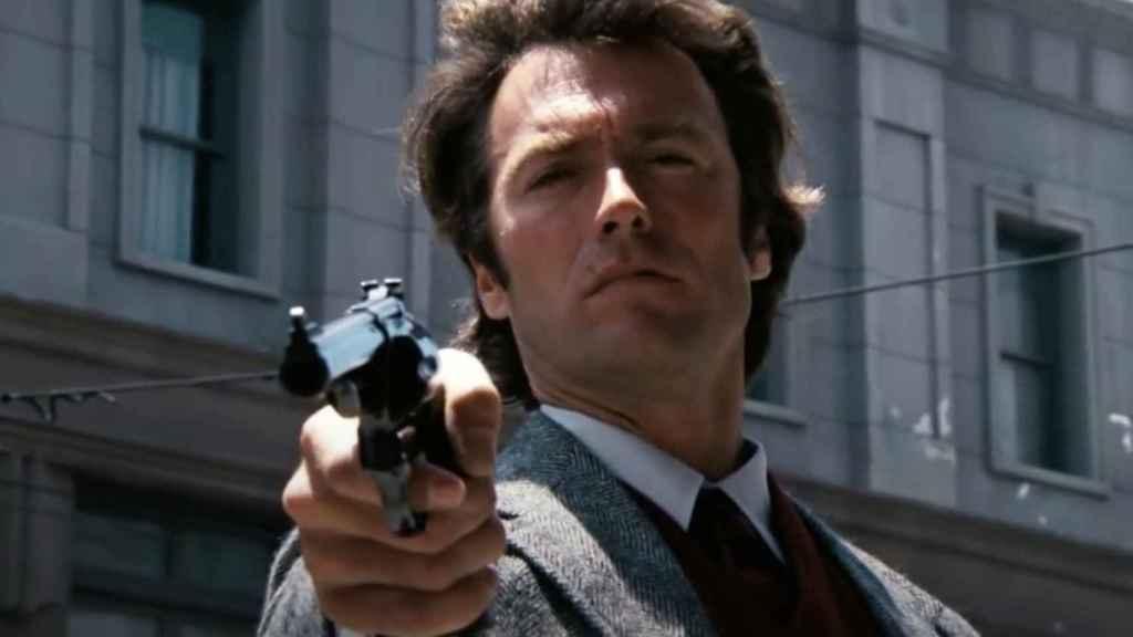 Harry el Sucio, Clint Eastwood (1971)