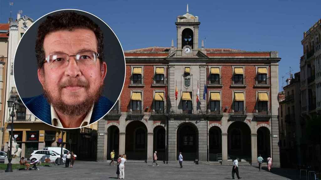 Javier Iglesias, el padre del vicepresidente del Gobierno Pablo Iglesias.