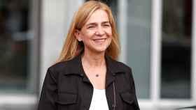 Cristina de Borbón cumple 55 años este sábado 13 de junio.