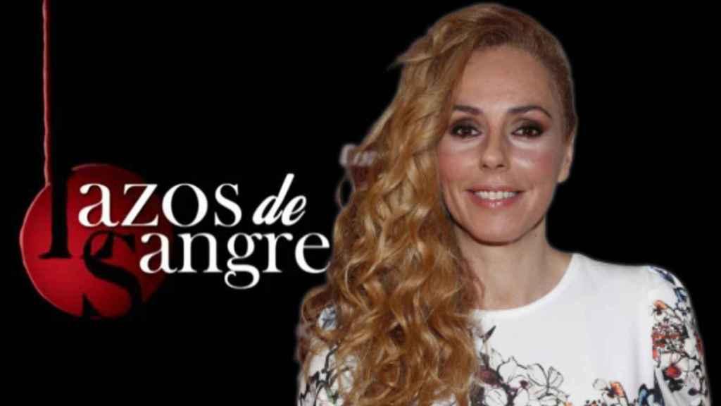 Rocío Carrasco colaborará en 'Lazos de sangre'.