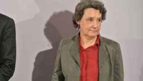 Beatriz Gimeno, el día de su toma de posesión en el Ministerio de Igualdad.