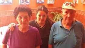 La familia Herrera-Lara, arruinada por el impuesto de sucesiones.