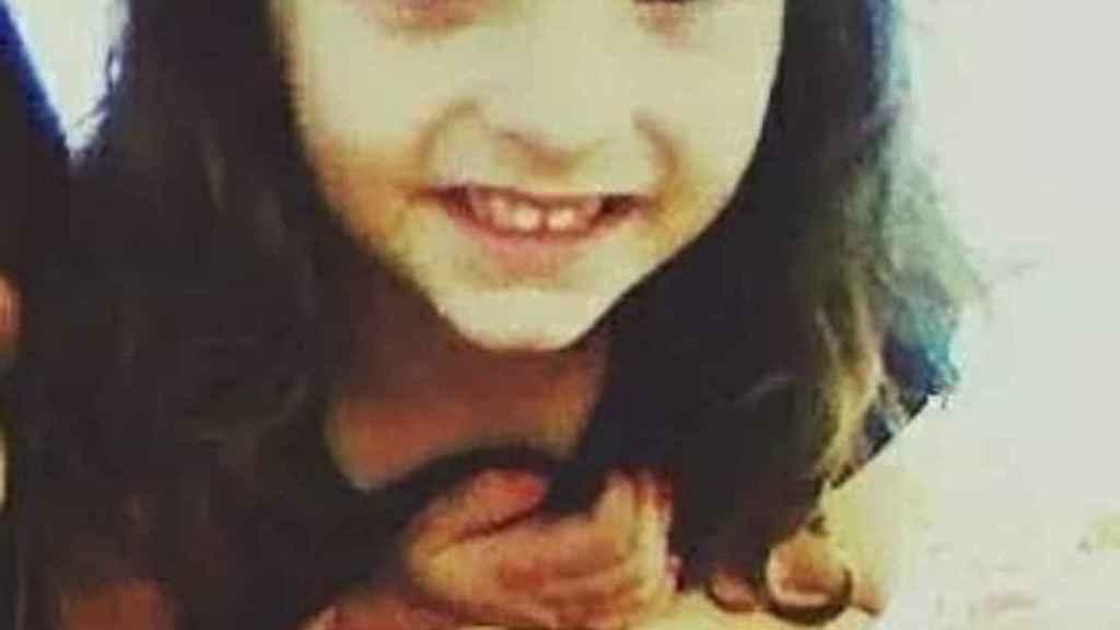 La pequeña de nueve años fallecida, Alicia.