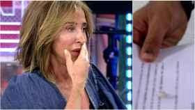 María Patiño en 'Sábado Deluxe'