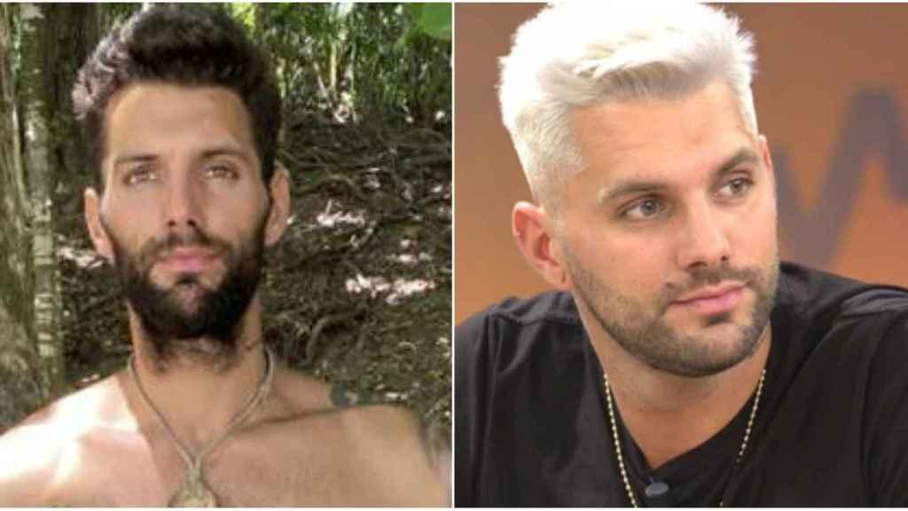 El antes y el después de Barranco, en montaje de JALEOS.