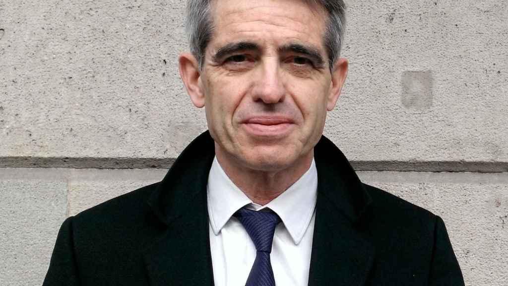 El exletrado mayor del Parlament, Antoni Bayona.