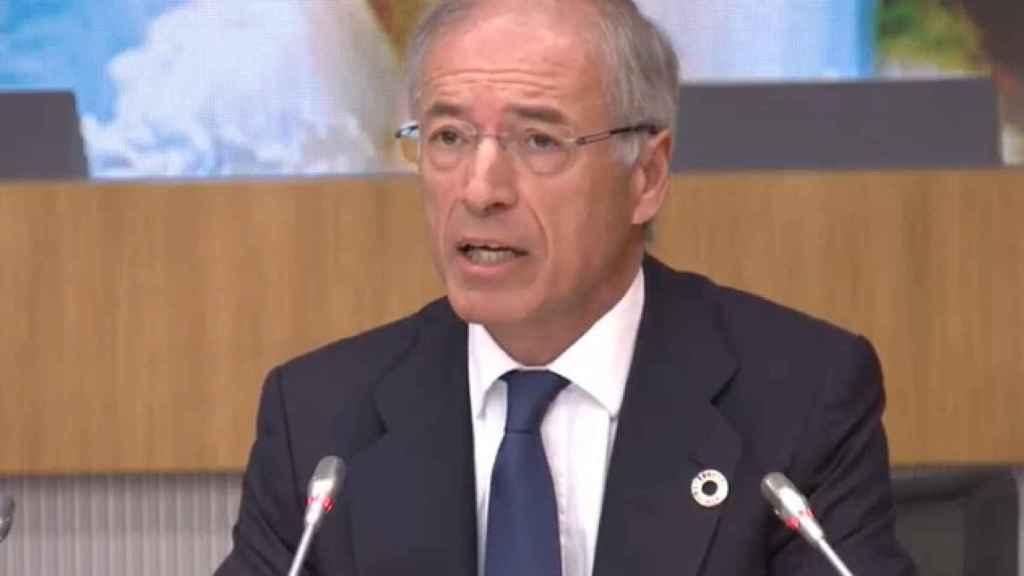 El presidente de Viesgo, Miguel Antoñanzas.