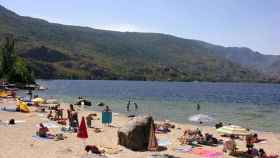 zamora lago sanabria