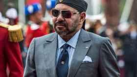 El rey Mohamed VI de Marruecos en una imagen de archivo.