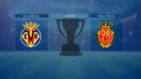 Villarreal - Mallorca, partido de La Liga