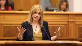 Carmen Picazo, portavoz de Cs en Castilla-La Mancha