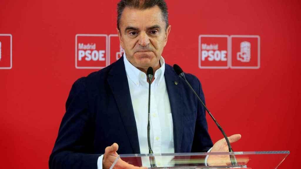 José Manuel Franco. Efe