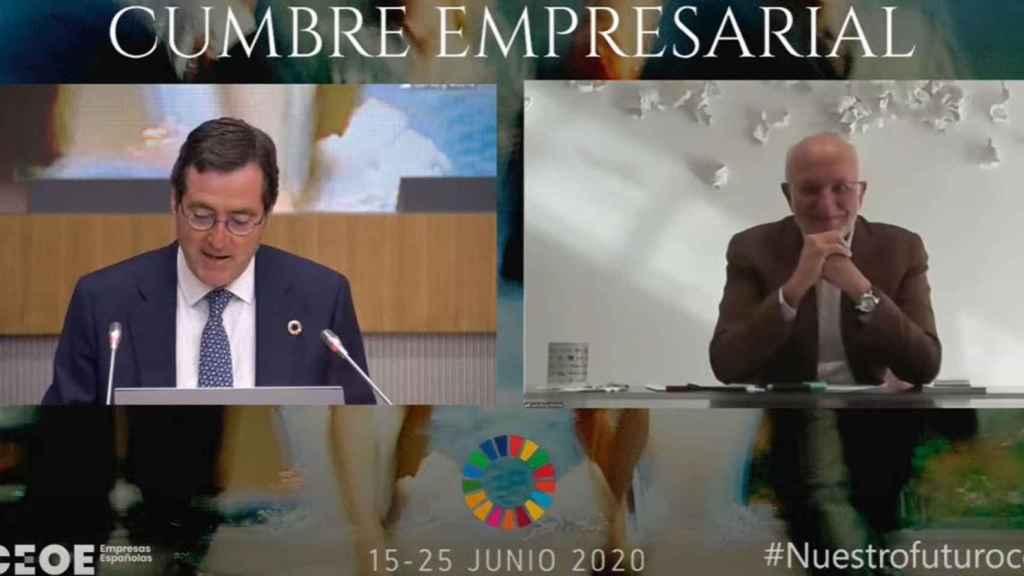 La receta de Juan Roig y Pablo Isla para la economía española tras el Covid