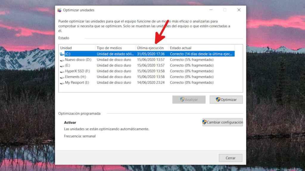 Cómo saber si sufrimos el bug de Windows 10 de los SSD