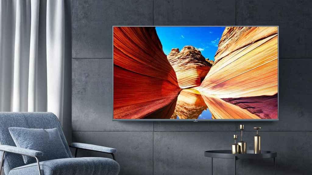 Televisor de Xiaomi de 65 pulgadas.