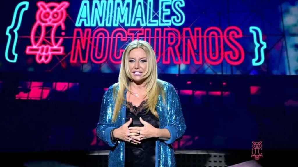 Cristina Tárrega en 'Animales nocturnos'