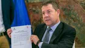 Firma del documento de adhesión al Manifiesto por una Recuperación Económica Sostenible