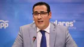 Manuel Borja, vicepresidente de la FEMP de Castilla-La Mancha y alcalde de Membrilla