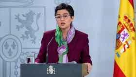 La ministra de Asuntos Exteriores, Arancha González Laya. Efe