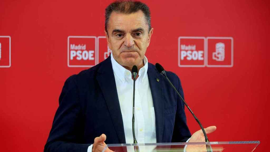 El delegado del Gobierno en Madrid, José Manuel Franco. Efe