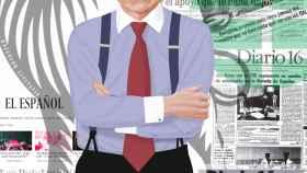 Pedro J. cumple 40